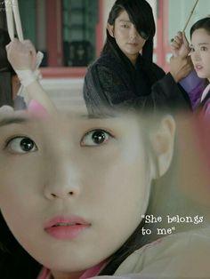 Moon Lovers Drama, Korean Drama Quotes, Scarlet Heart, Kdrama, Frases