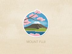 Over the summer I created over 35 achievement badges for the Withings Health Mate fitness app. I'm going to post one per day until I run out! To start it off, here's one of my favourites — Mount F...