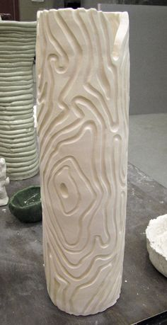 Smoothed Coil Pot : angle 2 by !AutumnalEyes on deviantART