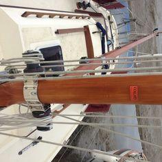 Cornish Crabber Pilot Cutter 30 GRP Gaff rigged cutter | MJ Lewis Boat Sales