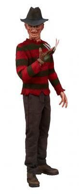 Figura Freddy Krueger 30 cm. Pesadilla en Elm Street 3: Los guerreros del sueño. Escala 1:6. Sideshow Collectibles Foto 1