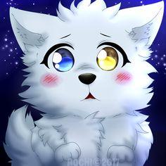 Cute Lumine, Webtoon