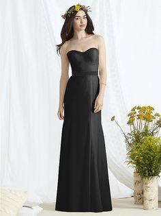 Dessy Social Bridesmaids 8164 Black size10