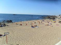 As praias da Foz