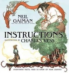 In this breathtaking picture book, now in paper-over-board format, Neil Gaiman's lyrical poem guides a novice traveler through the enchanted woods of a fairy talethrough lush gardens, a formidable cas