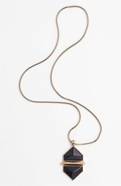 Vince Camuto 'Hidden Gems' Pendant Necklace available at Nordstrom