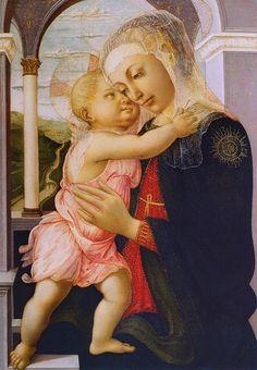 Sandro Botticelli, Madonna della Loggia