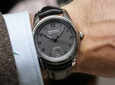 Bremont AIRCO Mach 1 & Mach 2 Watches Hands-On