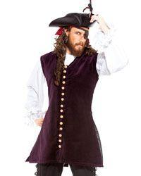Captain Anstis Vest