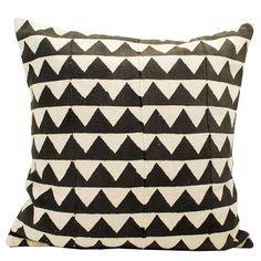 handmade pillow from Afroart