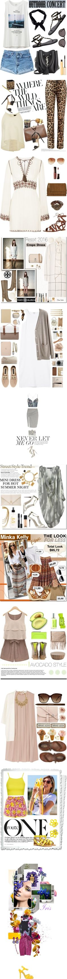 """""""Top Fashion Sets for Jul 18th, 2015"""" by polyvore ❤ liked on Polyvore"""