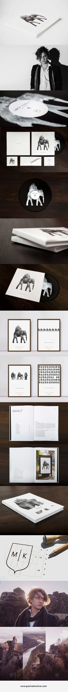 Branding - Matt Klyne