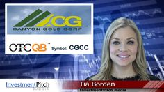 Canyon Gold's (OTCQB:CGCC) Patented Passive Scanner Profiled by Investme...