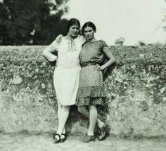 Tina Modotti e Frida Kahlo 1928