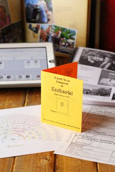 Punch your Passport & Embark- A Youth Family History Activity - Eat, Think & Be Merry