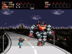 Mega Drive: Ação frenética em Contra Hard Corps! [Retro Games] – Portallos – Games & Cultura Nerd