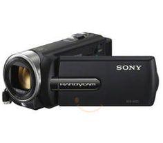 Sony DCR SX21E Camcorder