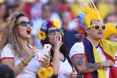 USA  vs Colombia