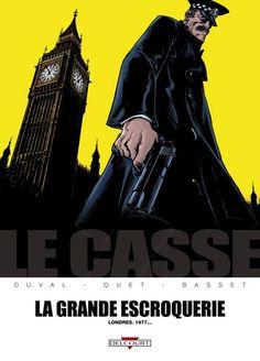 Le casse – La grande escroquerie – Londres 1977 : Duval & Quet God Save The Queen, Lectures, Movies, Movie Posters, Ebook Pdf, France, Culture, London, Letter Case