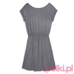Dresowa sukienka, Reserved #polkipl