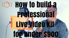 If you are a business owner, consultant, or a brand you need to be on Live Video.