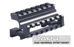 Dual Universal Offset Mount for Tippmann X7 Phenom - paintball equipment by Rap4. $14.00. This Dual Offset Mount allows you to mount virtually anything optics sights and scopes you want. It is compatible with Tippmann X7 A5 Tippmann 98 Spyder MR1 MR2 MR3 PCS US5 Storm Ariakon Miltech Armotech BT paintball marker or any other paintball markers with a 7/8 weaver or 20mm picatinny rail. With this offset mount you can take your aim easily because your goggle does not get i...