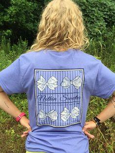 Nothin' Sweeter than this Bow T-Shirt underthecarolinamoon.com