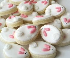 Les biscuits lapins