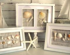 picture+frame+wall+groupings | ... frames, so you can enjoy them as shell art. Inspiration for show
