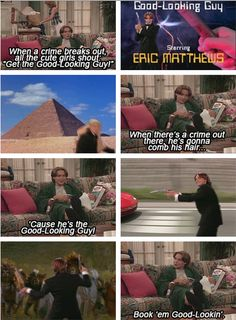 Eric Matthew, Good-Looking Detective. My favorite episode of Boy Meets World. Boy Meets World Cast, Boy Meets World Quotes, Girl Meets World, Bmw Quotes, Rider Strong, Cory And Topanga, Funny Today, Old Shows, Tv Show Quotes