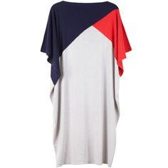 Arelalizza tricolor dress