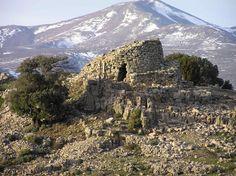 Nuraghe Ardasai, Seui #Ogliastra #Sardinia  [Photo S'Eremigu]