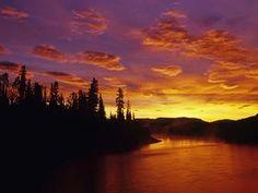 Proshots - Star Trails and Aurora Borealis, Whitehorse, Yukon - Professional Photos from Webshots
