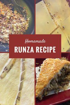 Homemade Runza Casserole Recipe - so good!!!