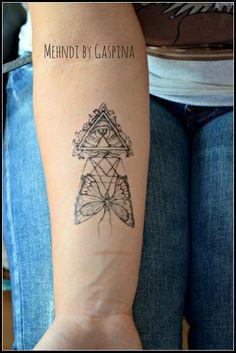 Original tattoo design - Daniel Meyer by Gaspina.deviantart.com on @deviantART