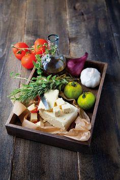 Käse nach Feta-Art, Foto: Marie Laforêt