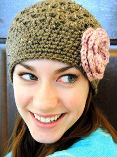 45 Super DIY Crochet Brimmed Beanie Hat Design | DIY to Make