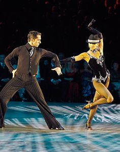 Bree & Decho in Designs to Shine for OHIO STAR BALL showdance number a *few* years ago by (Choreographed by Michael Chapman)
