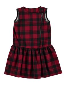 Food, Home, Clothing & General Merchandise available online! Kids Winter Fashion, Skater Skirt, Must Haves, Vintage Fashion, Plaid, Zip, Check, Skirts, Clothing