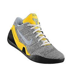 hot sale online 0e41b 80d54 Kobe 9 Elite Low (Wolf GreyTour YellowBlack)