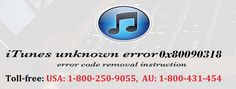 If you don't know How to fix iTunes Error 0x80090318 find the best process here.Call 1800-250-9055 to get online support for Apple iTunes issues.