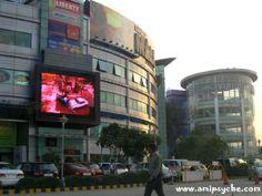 Sahara Mall, Gurgaon, India #Tour #Travel #Holiday #Destinations #Photography
