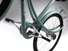 Prototype Ladies Commuter Bike from Cannondale