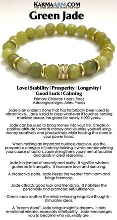 Idée et inspiration Bijoux : Image Description SUCCESS 💚💰 Mens Bracelets. Bracelet Jade, Bracelet Chakra, Yoga Bracelet, Stretch Bracelets, Bracelets For Men, Beaded Bracelets, Leather Bracelets, Chakra Jewelry, Diamond Bracelets