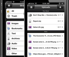 Stratus (Cloudapp client for iOS)