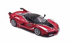 1:24 Bburago Ferrari FXX K Diecast Model Racing Car New in Box In Stock - $29.99