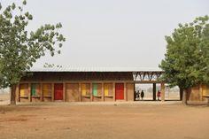 Escuela Primaria en Gando Extension,© Erik-Jan Ouwerkerk
