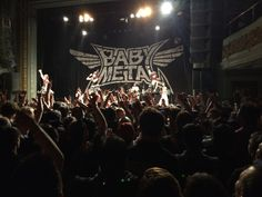 I went to the BABYMETAL concert in San Francisco! Click the image to see my vlog about it