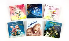 Meadowside Picture Board Books Bundle - #Groupon