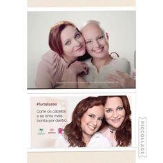 Esta é uma campanha nacional da Sociedade Brasileira de Dermatologia para incentivar a doaçao de cabelos para pacientes em tratamento de câncer!! Muito importante iniciativas assim afinal manter a auto estima de mulheres em tratamento quimioterápico faz toda diferença!!! #semprebelas #fortalizese #cabelos !!!!! Mais dicas no site http://www.fortalizese.com.br by camylapedrosadermatologista http://ift.tt/1Z0cCUJ